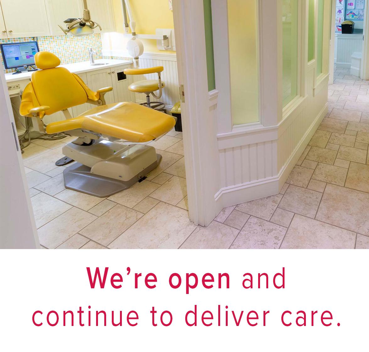 Kids Dental Operatory